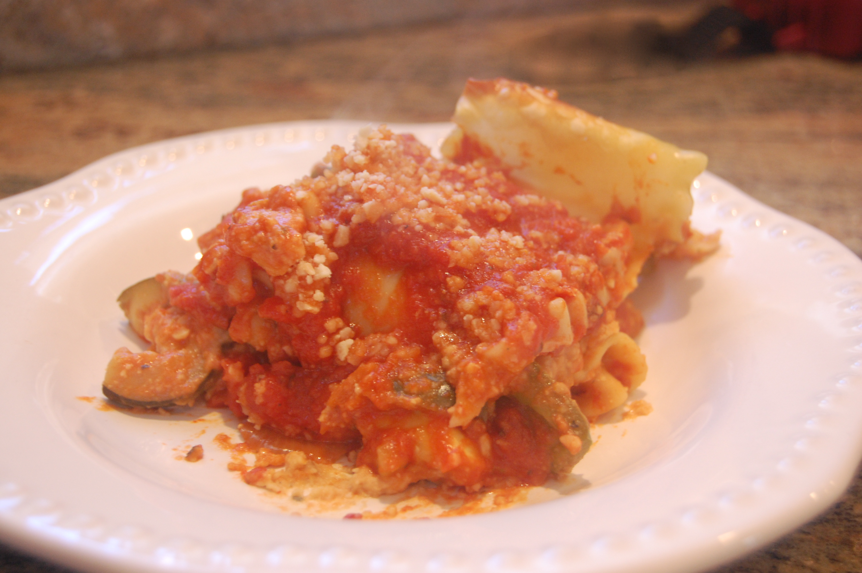 "... Rare Recipe Share: ""The Ultimate Vegan Lasagna!"" 